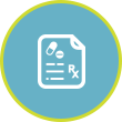 prescription drug plan Icon